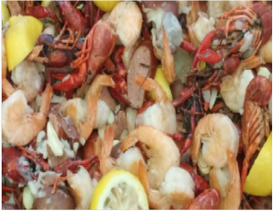 Crawfish and Shrimp Boil